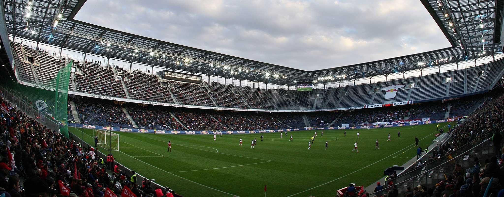EURO 2020 Red Bull Arena, Salzburg
